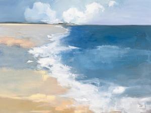Open Shore Crop by Julia Purinton