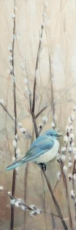 Pretty Birds Neutral II by Julia Purinton