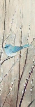 Pretty Birds Neutral III by Julia Purinton