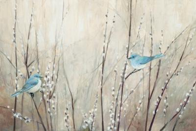 Pretty Birds Neutral by Julia Purinton