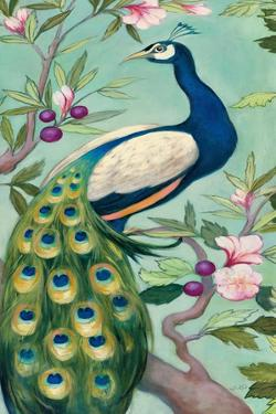 Pretty Peacock II by Julia Purinton