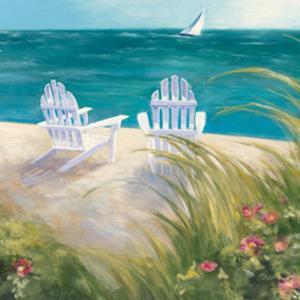 Regatta I Crop by Julia Purinton