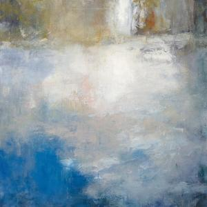 River Abstract by Julia Purinton