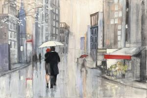 Spring Rain New York by Julia Purinton