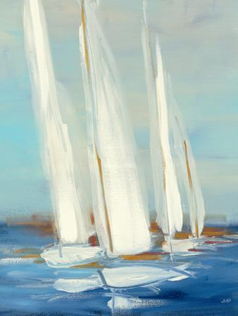 Summer Regatta II by Julia Purinton