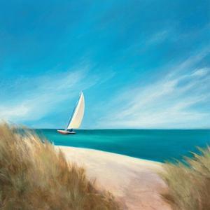 Sunday Sail by Julia Purinton