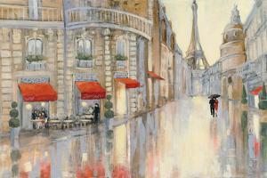Touring Paris Couple by Julia Purinton