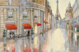 Touring Paris by Julia Purinton