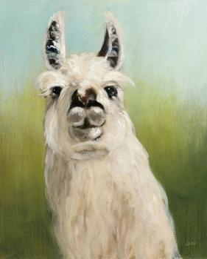 Whos Your Llama I by Julia Purinton