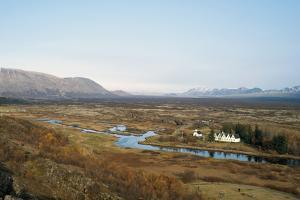 Pingvellir / Thingvellir, Pingvallavatn, South West Iceland by Julia Wellner