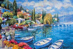 Italian Lakes II by Julian Askins