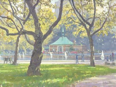 Boat Pond, Central Park