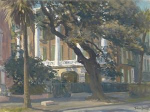 De Saussure House, Charleston, 2010 by Julian Barrow
