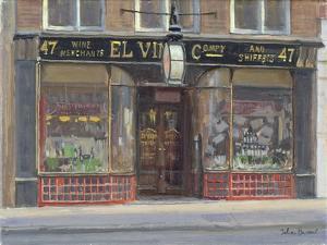 El Vino's, Fleet Street by Julian Barrow