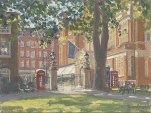 Mount Street Gardens, London, 2010 by Julian Barrow
