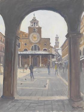 San Giacometo Church, 2009 by Julian Barrow