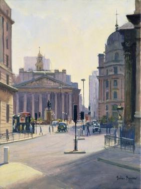 The Royal Exchange by Julian Barrow