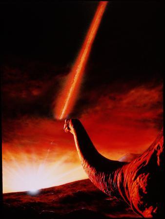 Dinosaur Extinction by Julian Baum