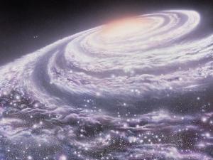Milky Way by Julian Baum