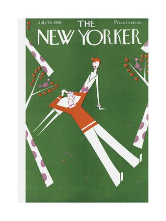 The New Yorker Cover - July 10, 1926