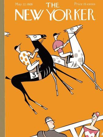 The New Yorker Cover - May 22, 1926