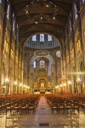 Eglise Saint Augustin in Paris, France, Europe