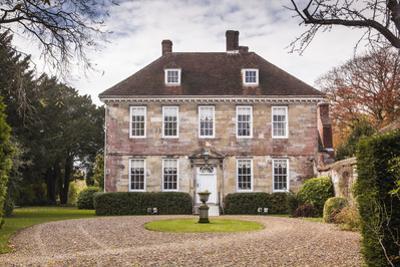 Arundells, the former home of Sir Edward Heath, a British Prime Minister, Salisbury, Wiltshire, Eng by Julian Elliott