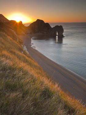 Durdle Door, Dorset, Jurassic Coast, UNESCO World Heritage Site, England, United Kingdom, Europe by Julian Elliott