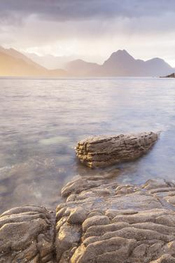 Loch Scavaig and the Cuillin Hills on the Isle of Skye, Inner Hebrides, Scotland by Julian Elliott