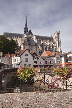 Notre Dame D'Amiens Cathedral by Julian Elliott