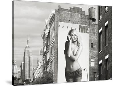 Billboards in Manhattan Number 2