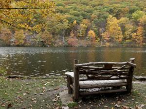 Bear Mountain Park, New York, USA by Julian McRoberts