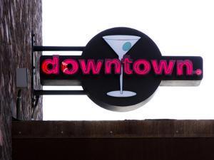 Old Downtown, Las Vegas, Nevada, USA by Julian McRoberts