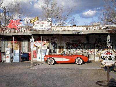 Route 66, Hackberry, Arizona, USA