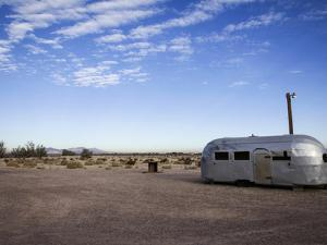 Route 66, Newberry Springs, California, USA by Julian McRoberts