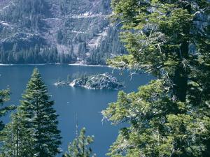 Emerald Bay, Lake Tahoe, California, USA by Julian Pottage