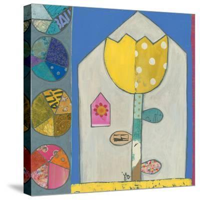 Yellow Flower by Julie Beyer