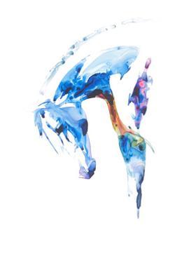 Blue Agate II by Julie Chapman