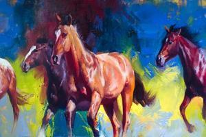 Running Wild by Julie Chapman