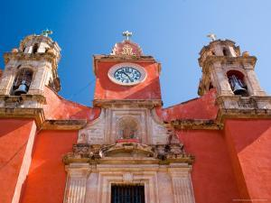 Shrine of Guadalupe, Guanajuato, Mexico by Julie Eggers