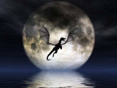 Dragon Moon by Julie Fain