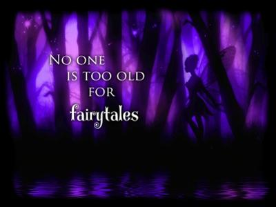 Enchanted Glimpse No One Is Too Old For Fairytales by Julie Fain
