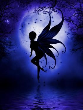 Indigo Fairy by Julie Fain