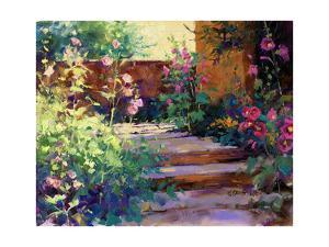 Summer Path by Julie G. Pollard