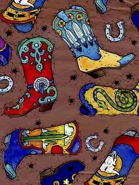 Cowboy Boot by Julie Goonan
