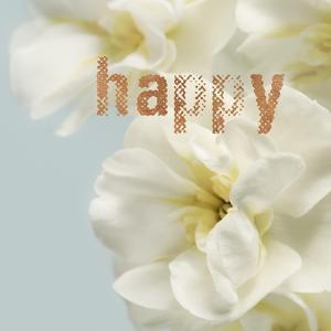 Happy Blooms by Julie Greenwood