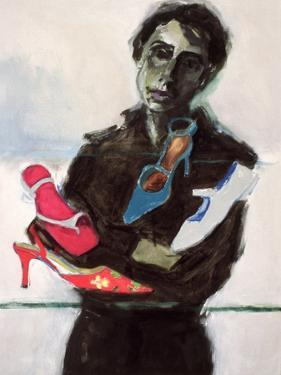Shoe Shop II by Julie Held