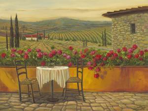 Whispering Reds II by Julie Joy