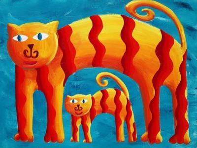 Curved Cats, 2004