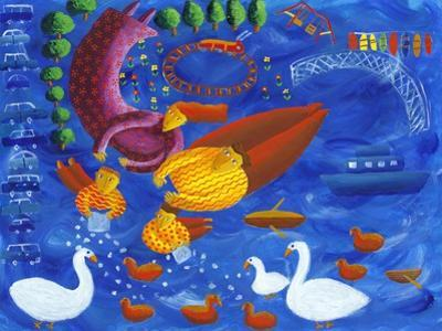 Feeding the Ducks, 2003
